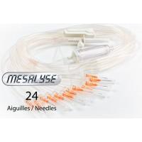"Meso-perfusion ""octopus"" catheter /  24 needles"