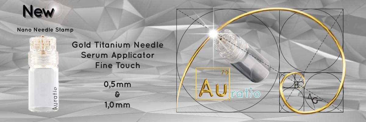 Auratio - Nano Needle Stamp 0.5/1.0mm